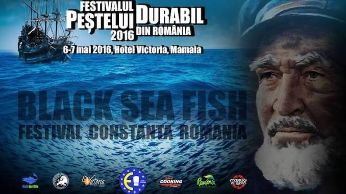Festivalul Peștelui Durabil vina la Mamaia