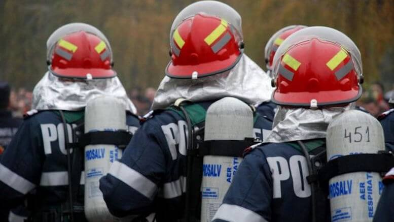 Pompieri ISU Dobrogea