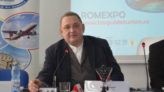 Alin Burcea, noul președinte ANAT. FOTO Petre Dordea