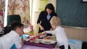 Campanie de nutriție în școli