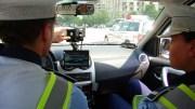 Radar de poliție. FOTO opiniatimisoarei.ro