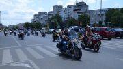 Parada Moto la Seawolves Bike Fest. FOTO seawolves.ro