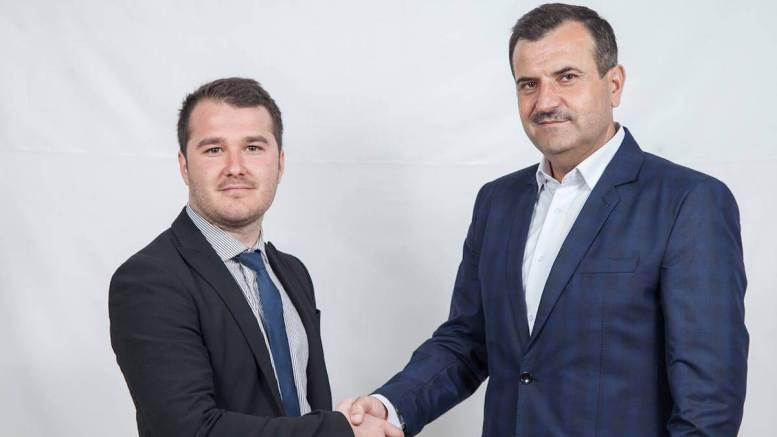 Gabriel Cateliu, candidatul independent la Primăria Tortoman, este susținut de Valentin Vrabie