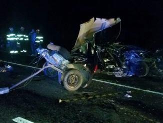 Accident mortal la Mihai Viteazu