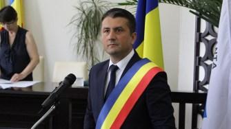 Decebal Făgădău, primarul Constanței. FOTO Adrian Boioglu