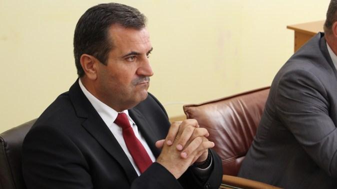 Primarul Valentin Vrabie. FOTO Adrian Boioglu