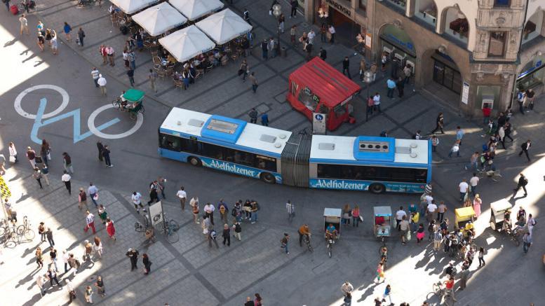 Mobilitate urbană în Munchen