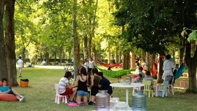Cercul Verde se deschide în Parcul Tăbăcărie