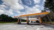 Benzinărie Rompetrol Moldova