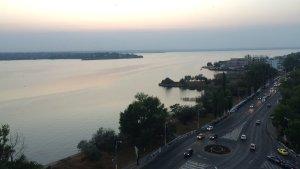 Lacul Siutghiol. FOTO Adrian Boioglu