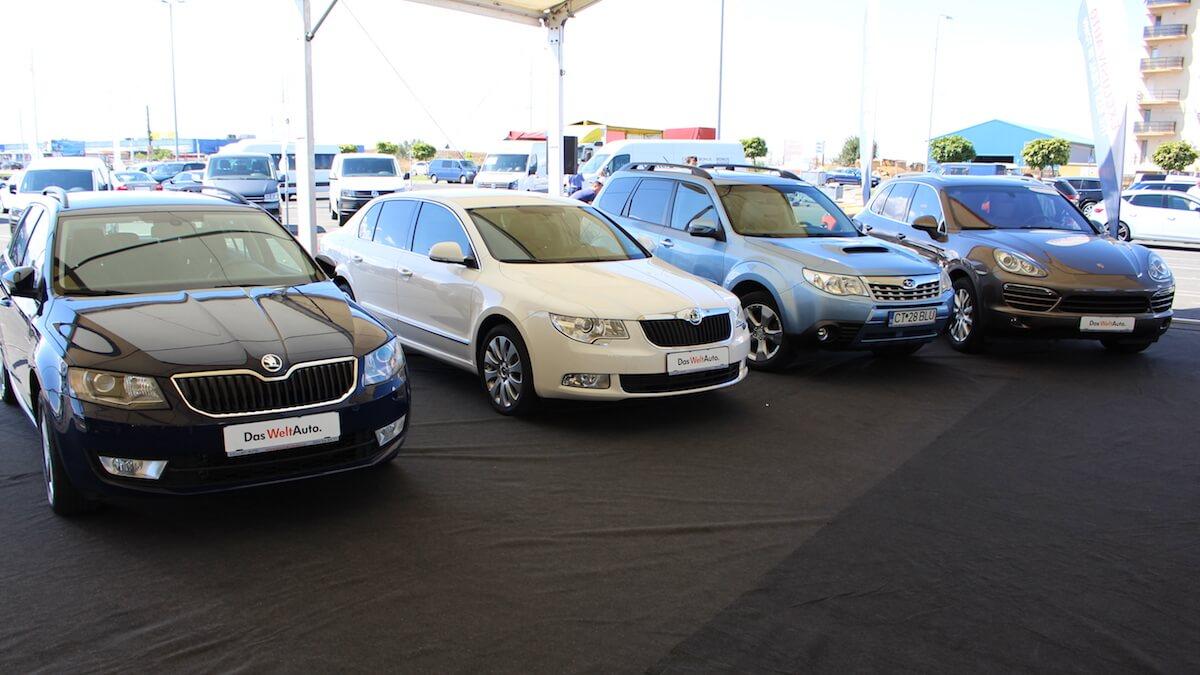 Salonul Auto Maritimo. FOTO Adrian Boioglu