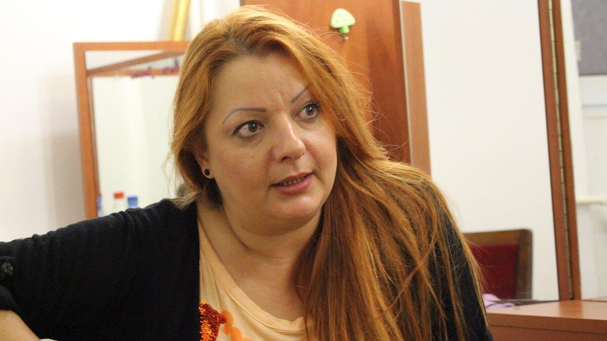 Dana Dumitrescu, Director Teatrul de Stat Constanța. FOTO Adrian Boioglu