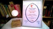 Premiu pentru Biblioteca Municipală din Medgidia