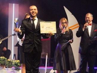 """Marco Sentieri, câștigătorul festivalului """"Dan Spătaru"""", Medgidia 2016. FOTO Adrian Boioglu"""
