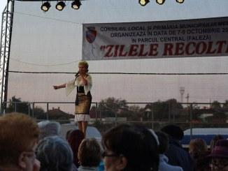 Zilele Recoltei la Medgidia. FOTO Adrian Boioglu