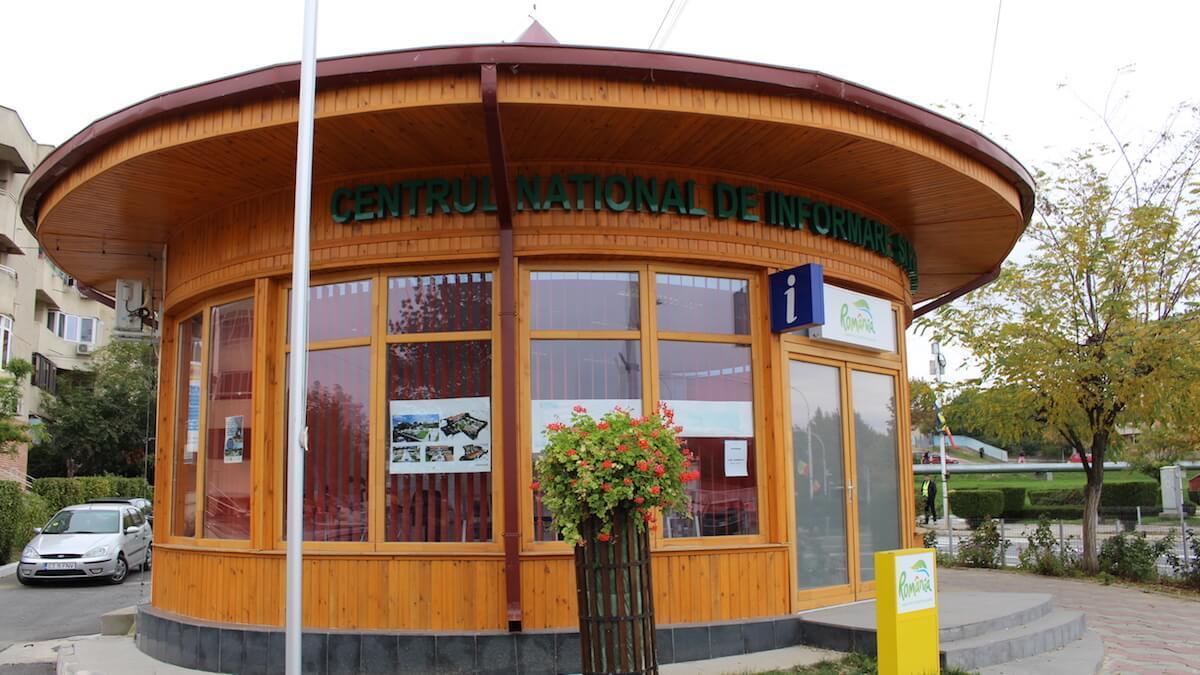 Centrul de informare și promovare turistică Cernavodă. FOTO Adrian Boioglu