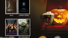Filme de Halloween la Cinema City
