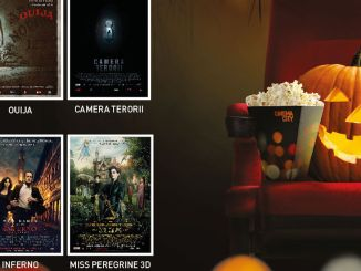 Filme de Halloween la Cinema City