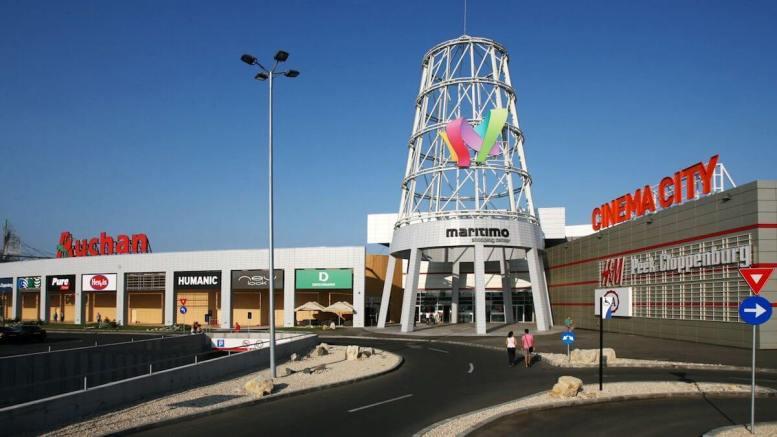 Maritimo Shopping Center