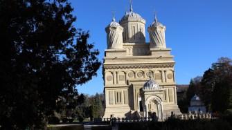 Mănăstirea de la Curtea de Argeș. FOTO Adrian Boioglu
