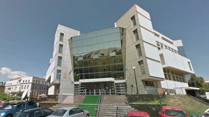 Curtea de Apel și Tribunalul Constanța. FOTO Google Maps