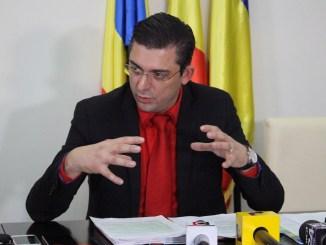 Horia Țuțuianu, președintele Consiliului Județean Constanța. FOTO Adrian Boioglu