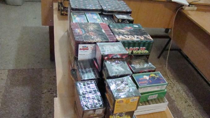 Artificii de contrabandă
