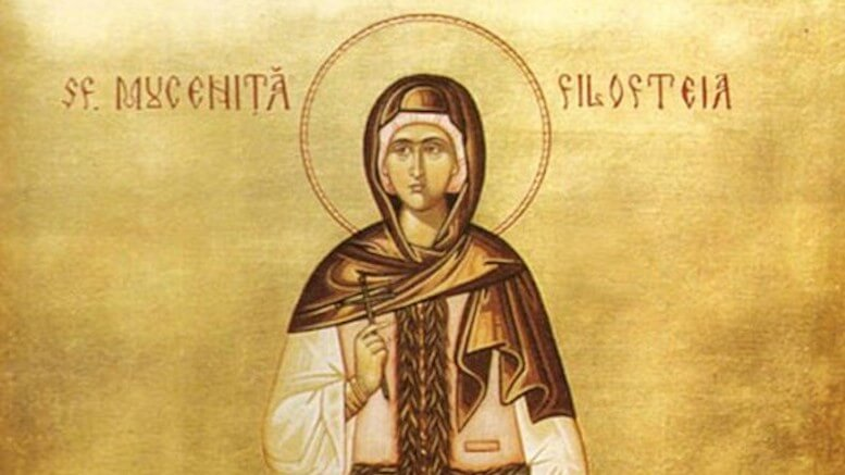 Sfânta Filofteia