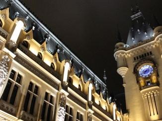 Palatul Culturii din Iași. FOTO Adrian Boioglu
