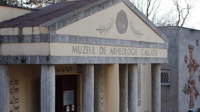 Muzeul de Arheologie Callatis Mangalia. FOTO Adrian Boioglu