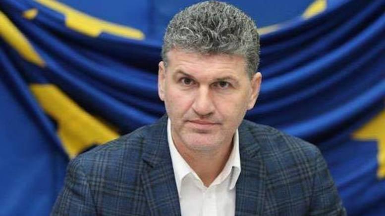 Florin Chelaru, primarul orașului Năvodari. FOTO Facebook