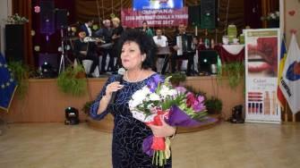 Mariana Gâju. FOTO Facebook / Știri Cumpăna