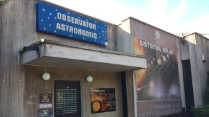 Observatorul Astronomic din Constanța. FOTO Adrian Boioglu