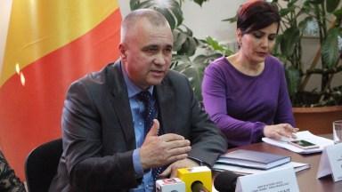 Anghel Panait, director CRFIR Constanța