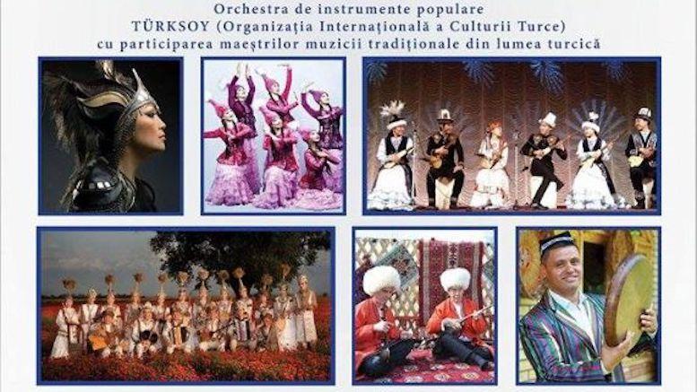 Afișul spectacolului Nevruz