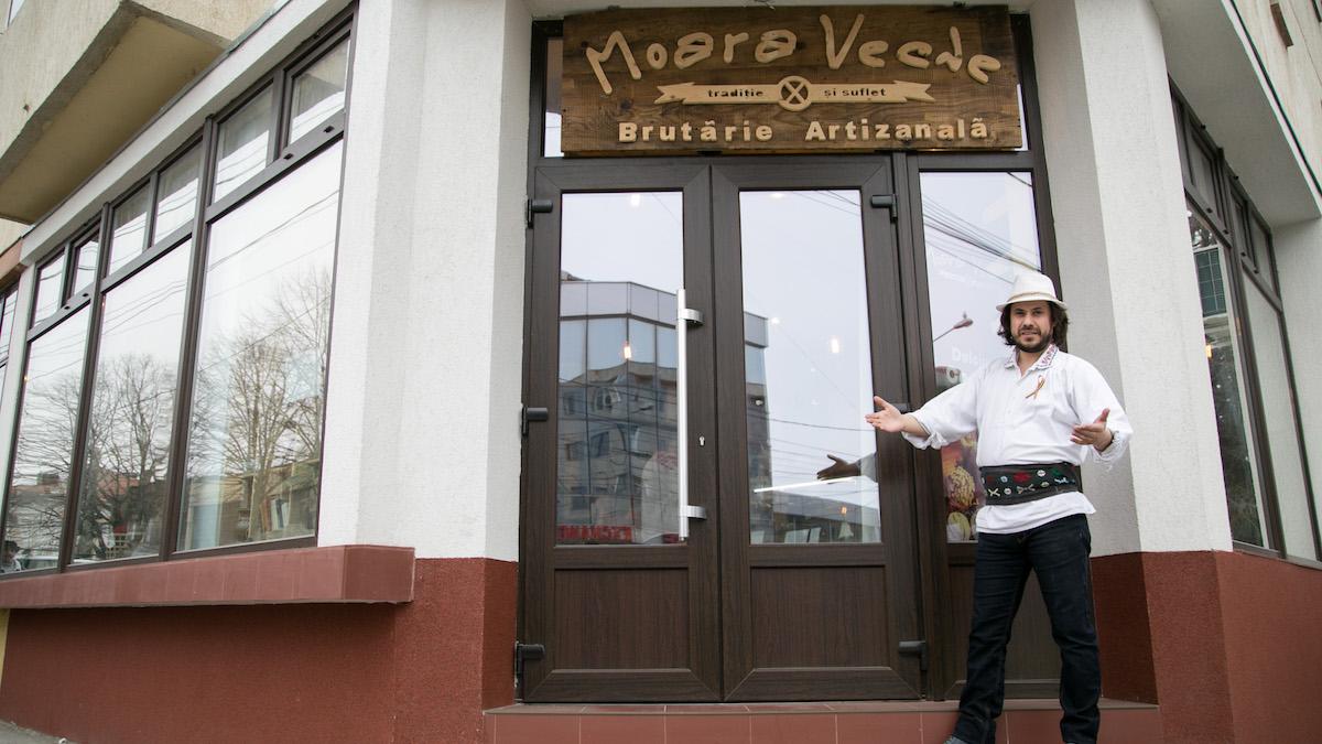 Moara Veche din Constanța. FOTO Ștefan Ciocan
