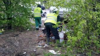 """Angajații Polaris M Holding, voluntari în campania """"Curățăm Constanța Noastră"""""""