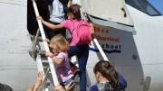 Scoala Altfel la Aeroportul Tuzla FOTO RAS