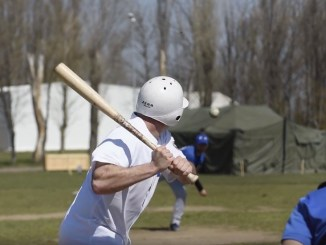 Meci de Baseball româno-american la Constanța