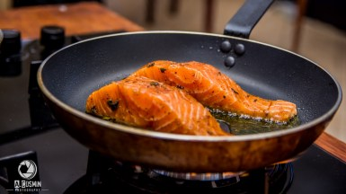 Un preparat delicios de pește