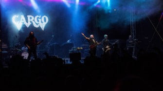 Concert Cargo la Festivalul DAPYX Medgidia. FOTO Alexandru Bran
