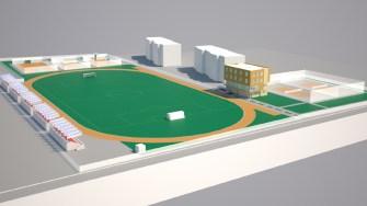 Complexul Sportiv Cumpăna