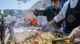 Festivalul Peștelui Durabil, Mamaia