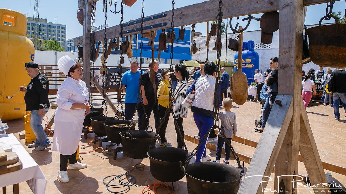 Festivalul Peștelui Durabil, Mamaia. FOTO Paul Padurariu