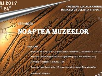 Noaptea Muzeelor 2017 la Mangalia