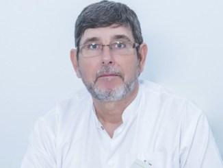 dr. Andrei Cristian Ionescu, medic primar Chirurgie - Proctologie la Ovidus Clinical Hospital. FOTO OCH