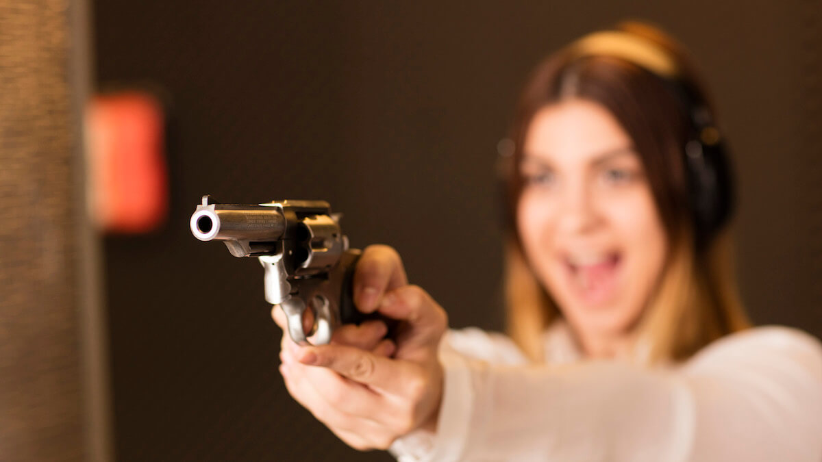 Poligonul de tir Zip Escort Constanța