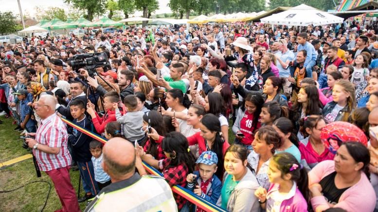 Localnicii s-au bucurat de un concert pentru toate gusturile