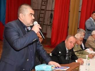Gelil Eserghep a fost reales președinte al UDTTMR. FOTO UDTTMR