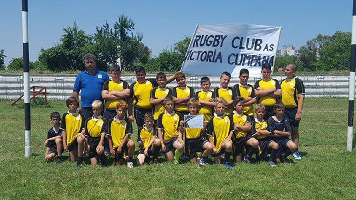 Rugby Victoria Cumpăna